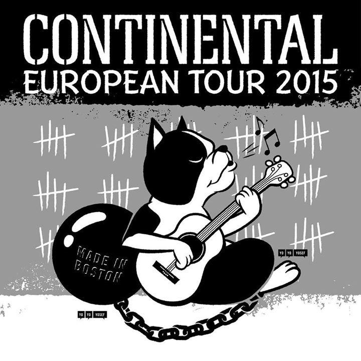 Continental Band @ Mercury Lounge - New York, NY