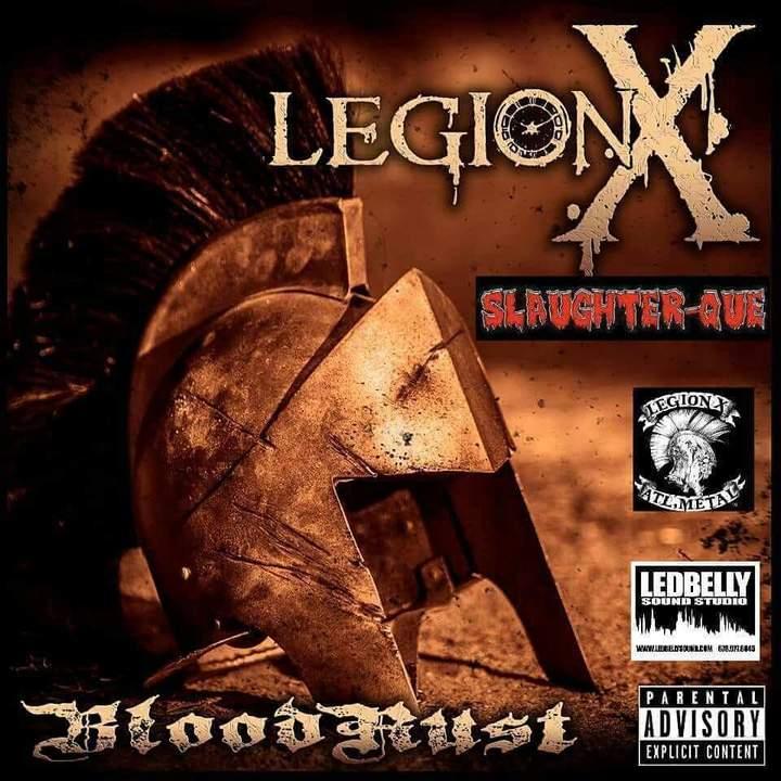 Legion X Tour Dates