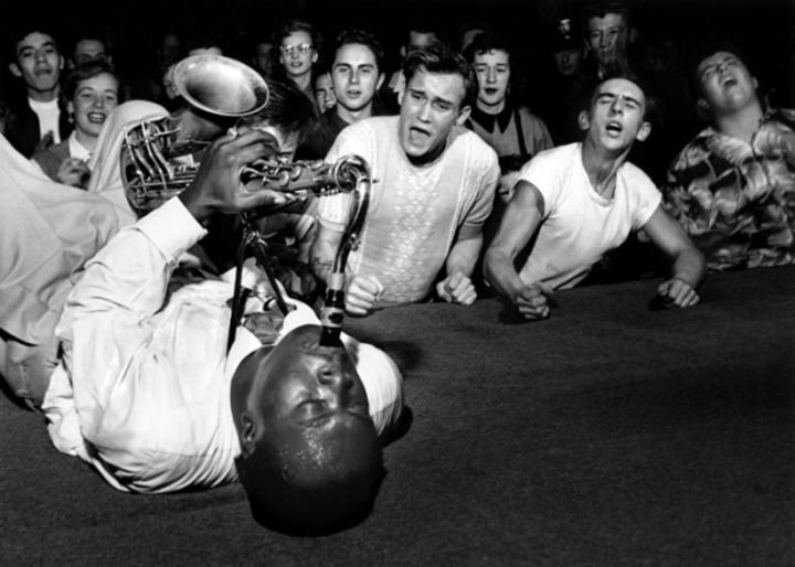 Big Jay McNeely @ The Regent Theater - Los Angeles, CA