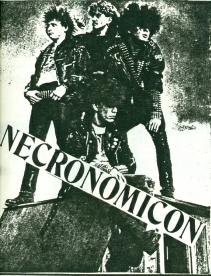 Necronomicon @ Escape - Wien, Austria