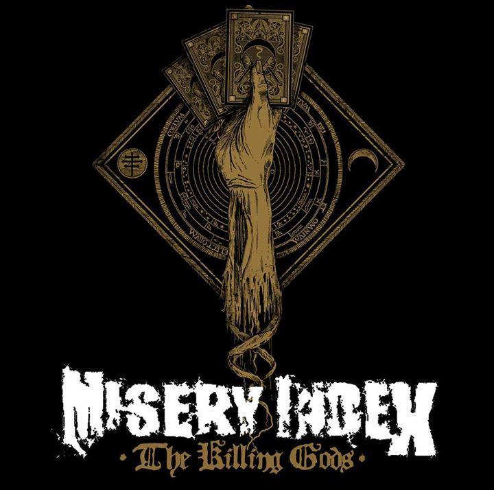 Misery Index @ SWR Festival - Barroselas, Portugal