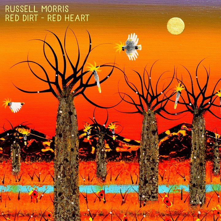 Russell Morris @ Fly By Nightclub WA - Fremantle, Australia