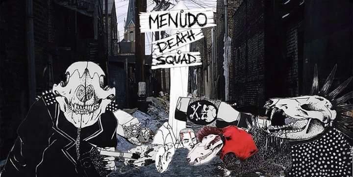 Menudo Death Squad Tour Dates