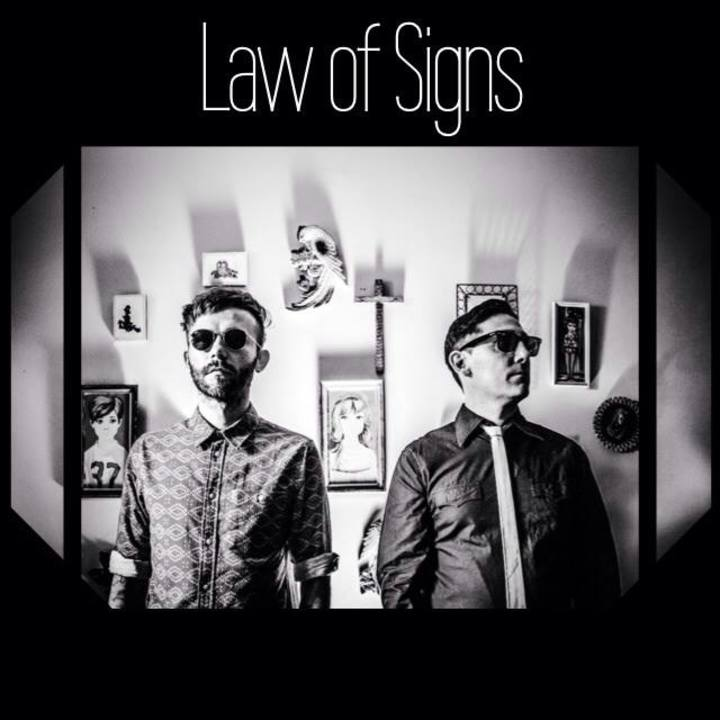 Law of Signs Tour Dates