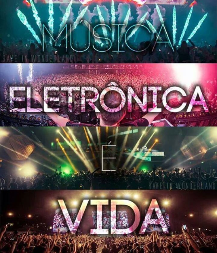Music Electronic Tour Dates