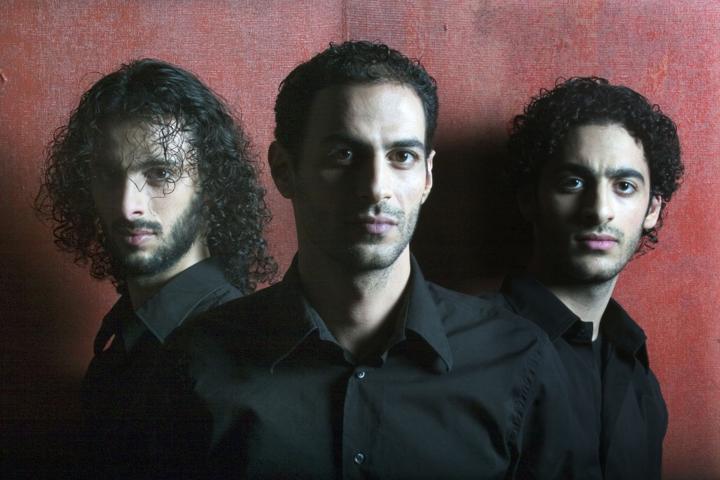 Trio Joubran @ CARRE D'ARGENT - Pontchateau, France