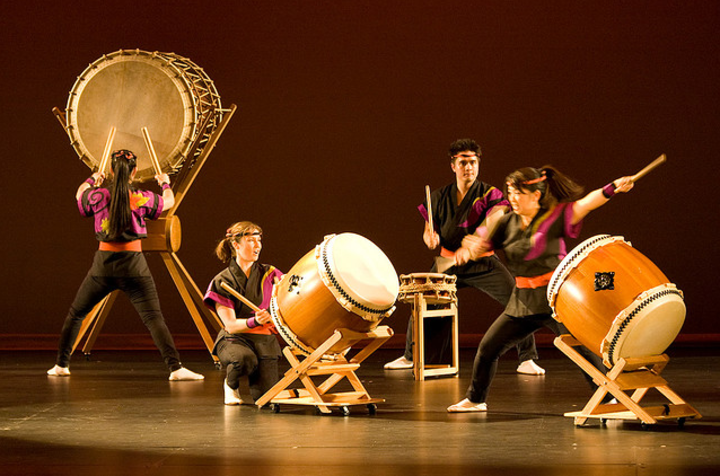 San Jose Taiko @ Auburn Performing Arts Center - Auburn, WA