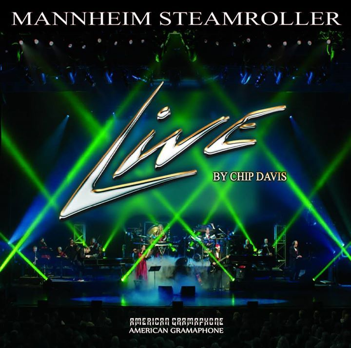 Mannheimsteamroller on strathmore music center
