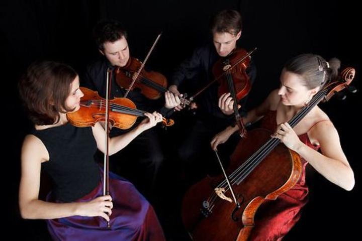 Elias String Quartet @ Southern Theatre - Columbus, OH