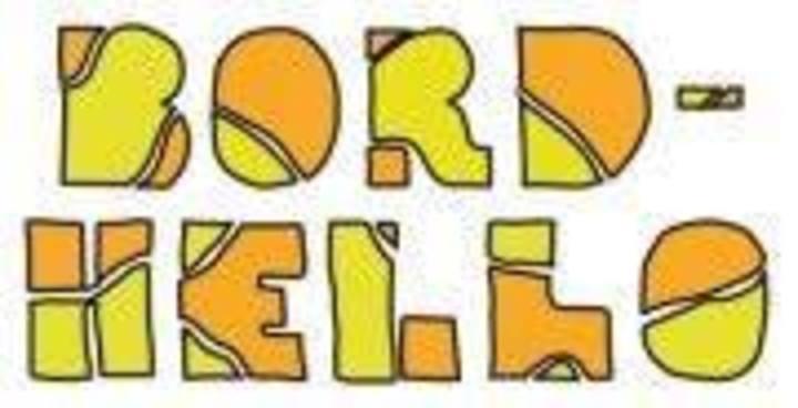 BORD-HELLO Tour Dates