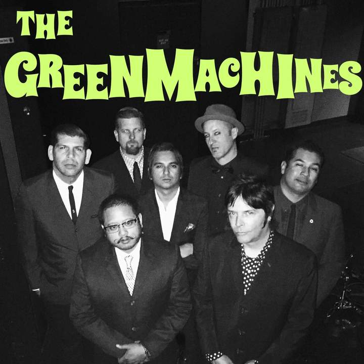 The Green Machines Tour Dates
