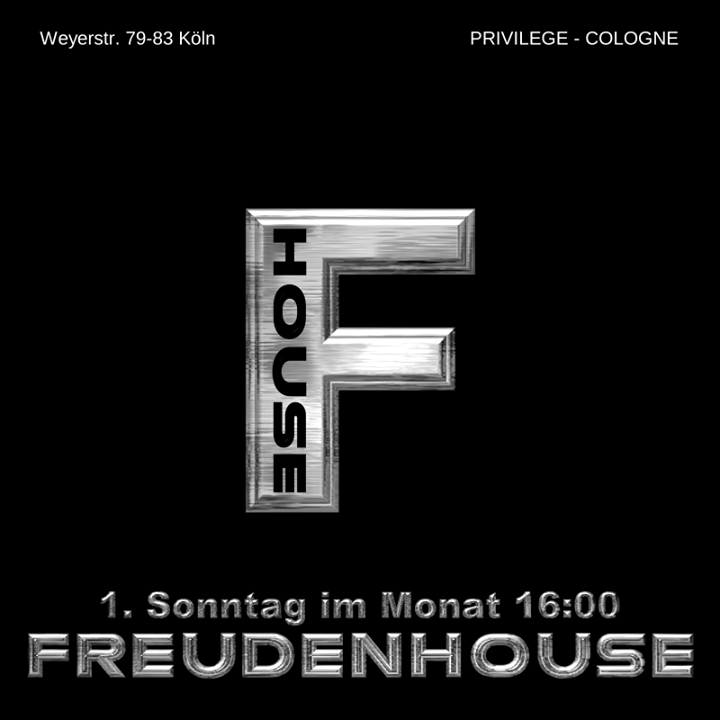 FreudenHouse Tour Dates