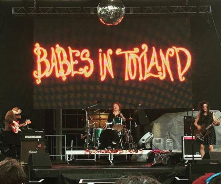 Babes in Toyland Tour Dates