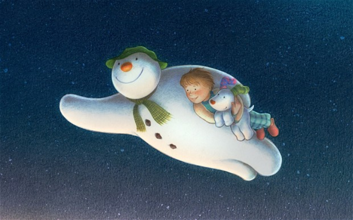 The Snowman @ Peacock Theatre - London, United Kingdom Of Great Britain And Northern Ireland