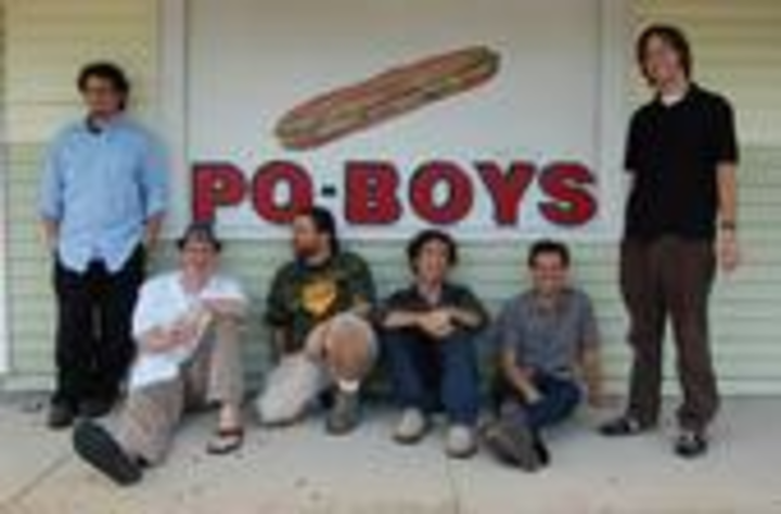 Los Po-Boy-Citos Tour Dates