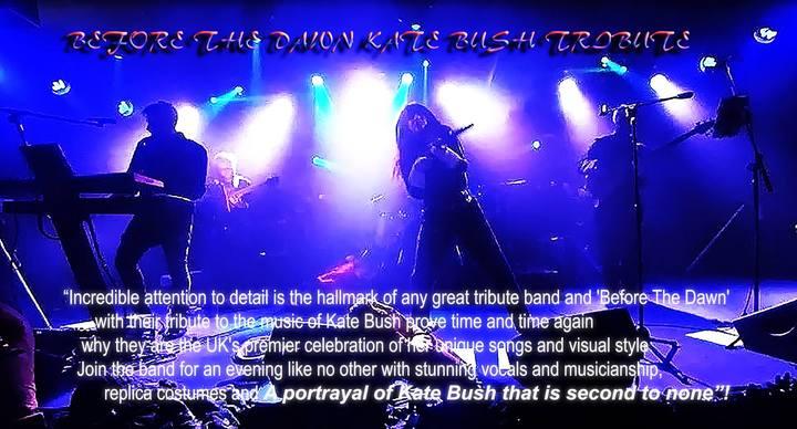 Before The Dawn Premier Kate Bush Tribute Tour Dates 2015