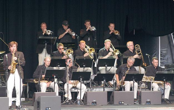 Norrbotten Big Band Tour Dates