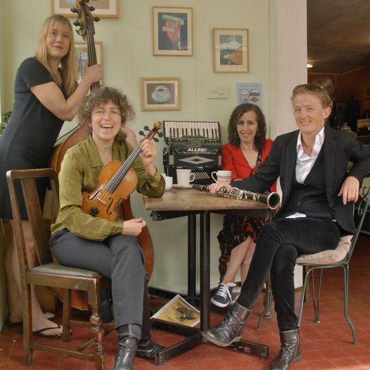 The London Klezmer Quartet Tour Dates