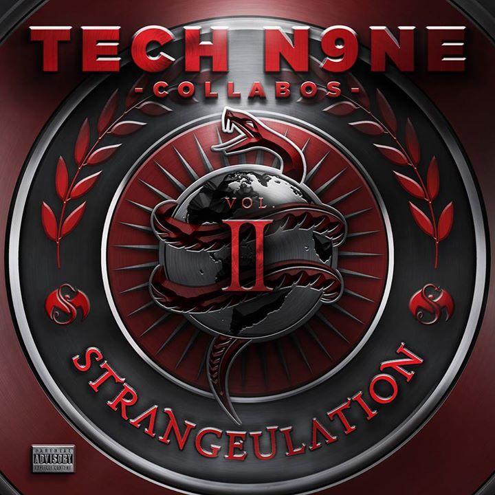 Tech N9ne @ Marathon Music Works - Nashville, TN