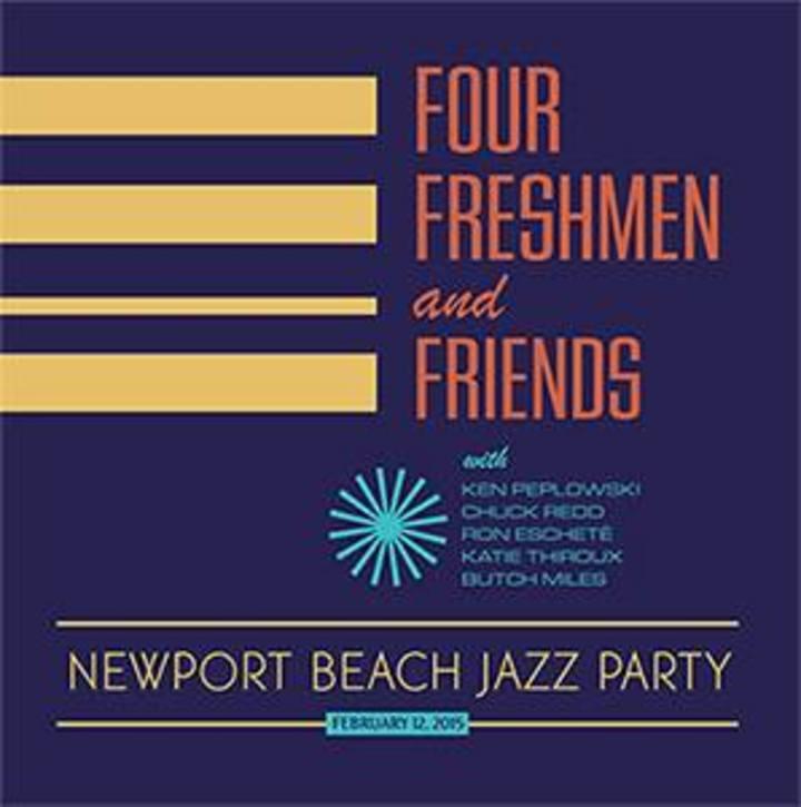 The Four Freshmen @ The Newton Theatre - Newton, NJ