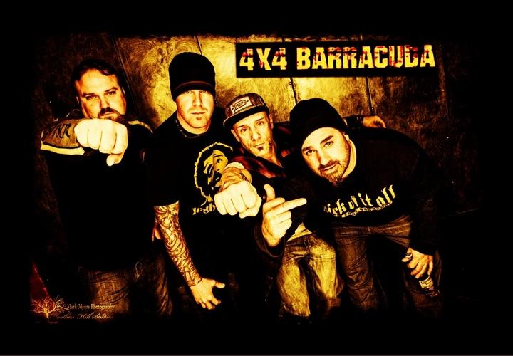 4x4 barracuda Tour Dates