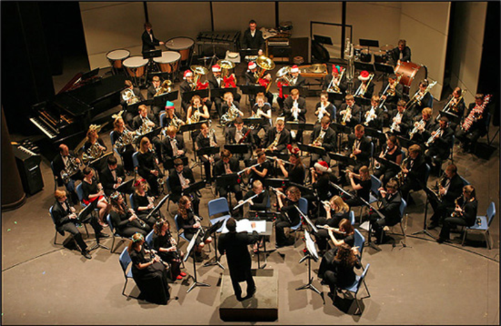 Symphonic Band @ ISU Center for the Performing Arts - Normal, IL