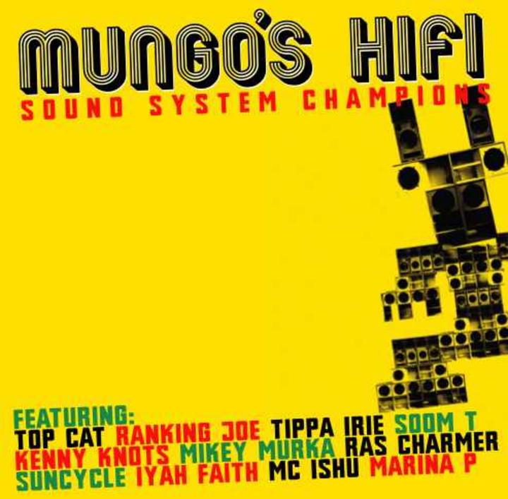 Mungos HIFI Tour Dates