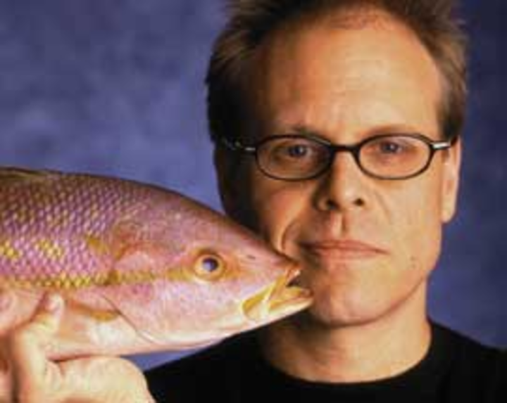 Alton Brown @ Au-Rene Theater at the Broward Center - Ft Lauderdale, FL