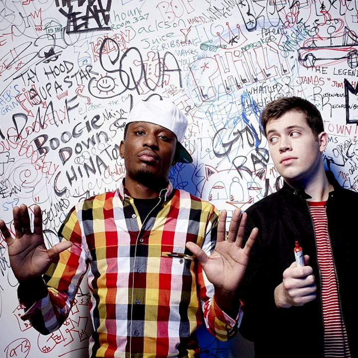 Chiddy Bang Tour Dates