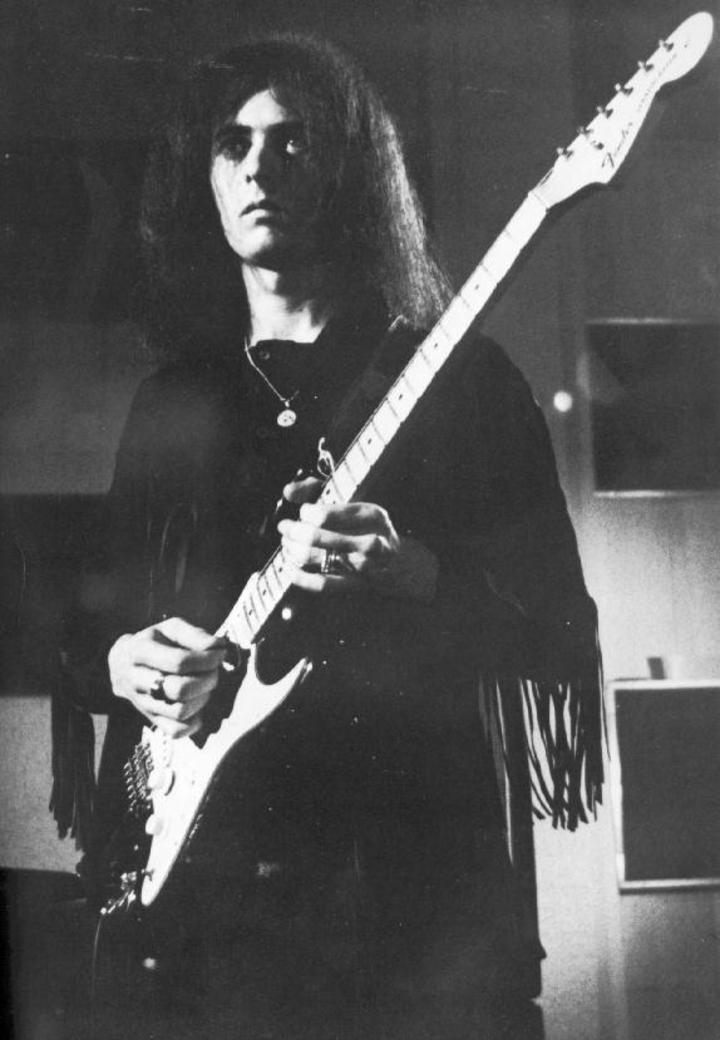 Ritchie Blackmore Tour Dates