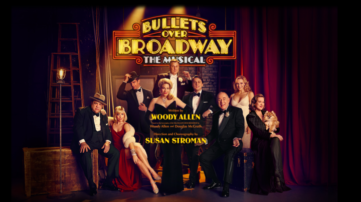 Bullets Over Broadway Tour Dates