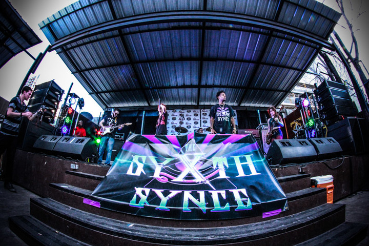 The Syxth Synce Tour Dates