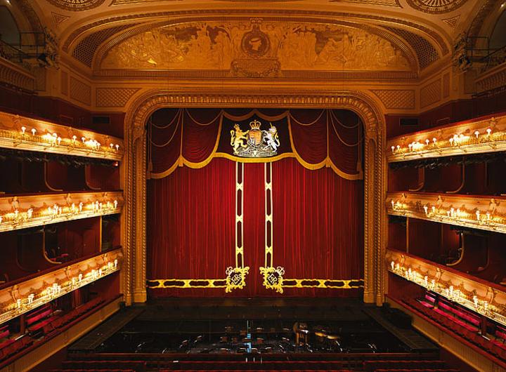 Royal Opera House Tour Dates