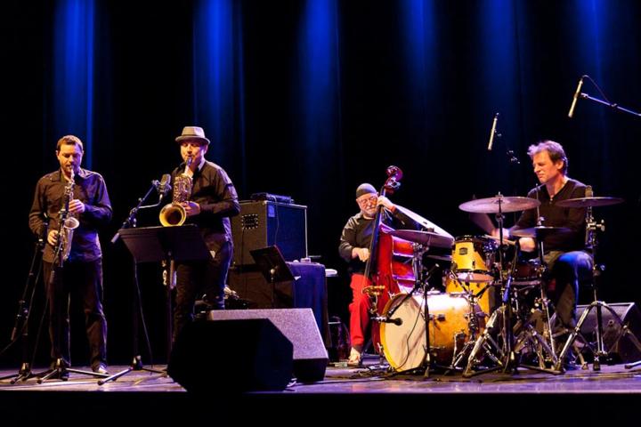 Henri Texier Hope quartet Tour Dates