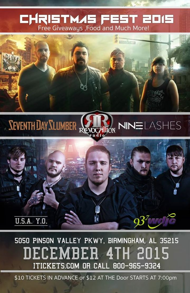 Nine Lashes @ Ostego County Fairgrounds - Gaylord, MI