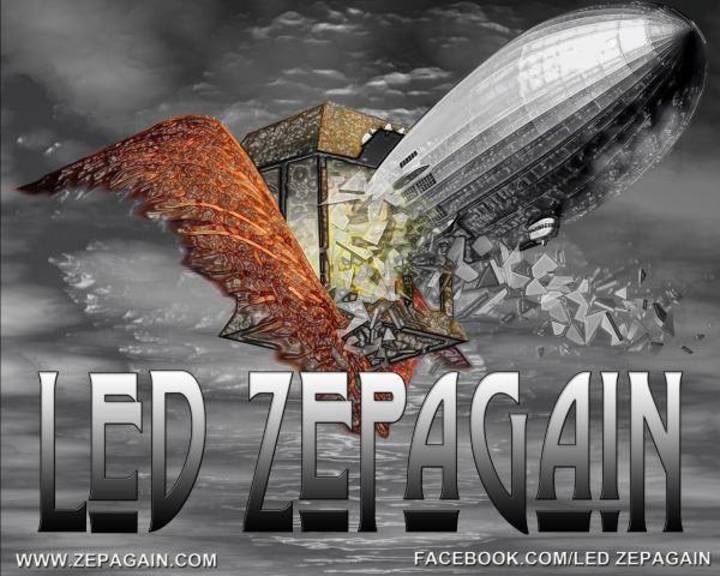 Led Zepagain @ City National Grove of Anaheim - Anaheim, CA