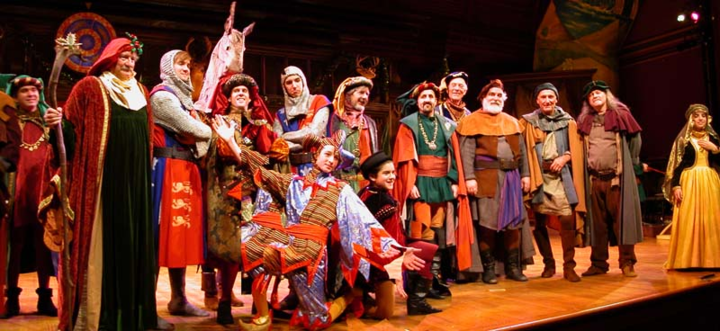 The Christmas Revels Tour Dates