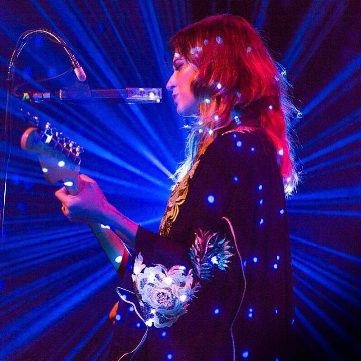 Nicole Atkins @ The Fillmore - San Francisco, CA