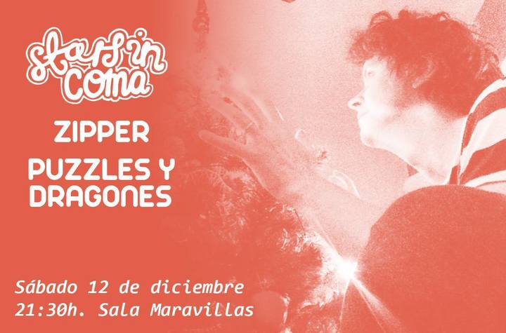 Stars in Coma @ Maravillas Club - Madrid, Spain