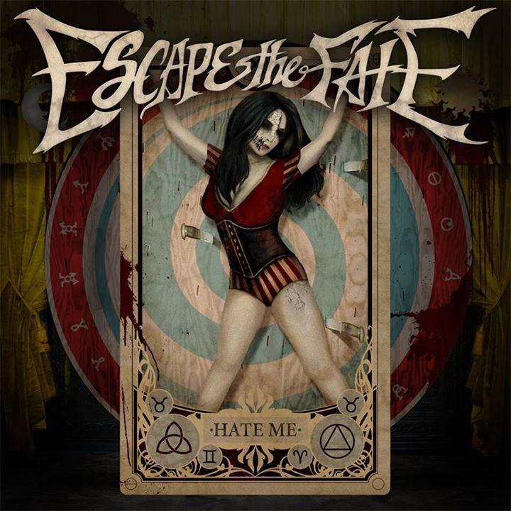 Escape the Fate @ Greyhound Park & Event Center - Post Falls, ID