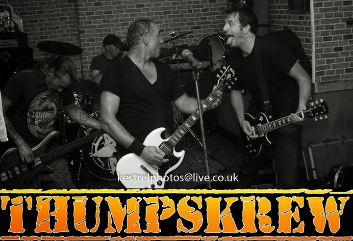 Thumpskrew @ The Harp Restrung - Folkestone, United Kingdom