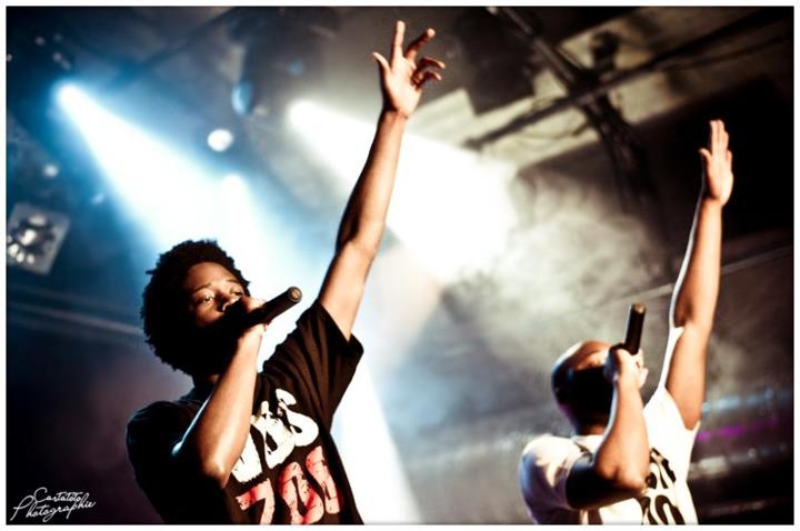Feini-X Crew Tour Dates
