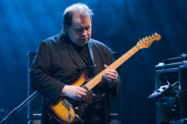 Steve Rothery Tour Dates