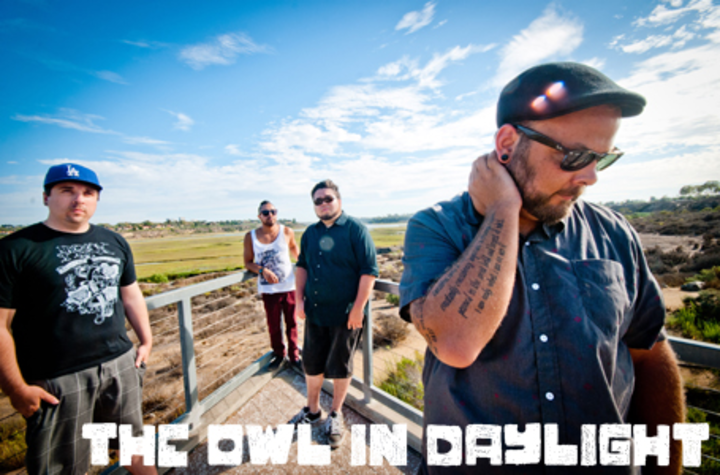 The Owl in Daylight Tour Dates