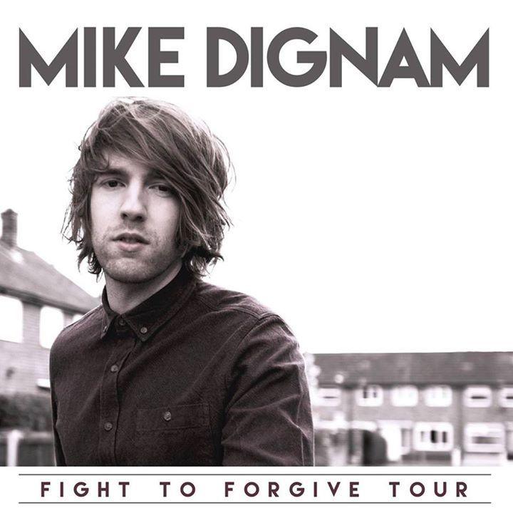 Mike Dignam @ Rock City (Supporting Lawson) - Nottingham, United Kingdom