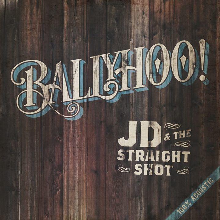 JD & The Straight Shot @ Bridgestone Arena - Nashville, TN