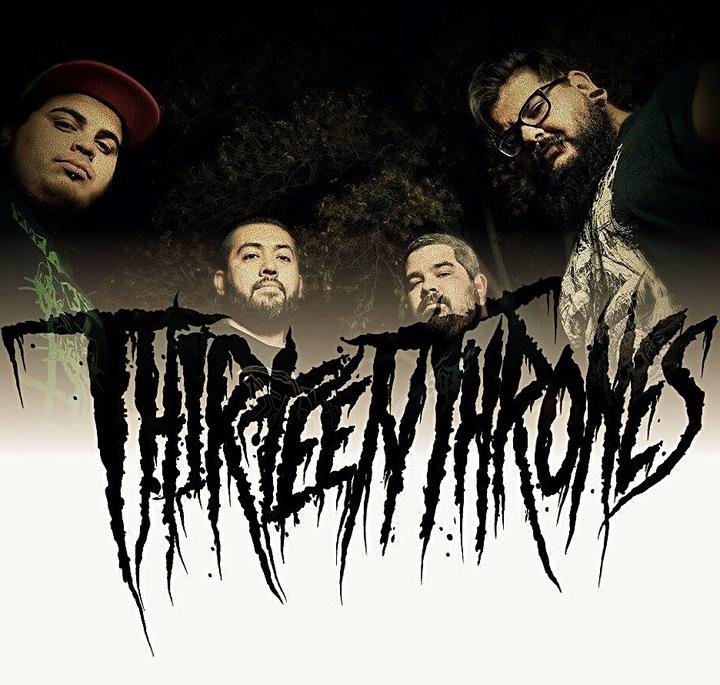 Thirteen thrones Tour Dates