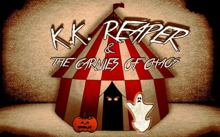 K.K. Reaper & The Carnies Of Chaos Tour Dates