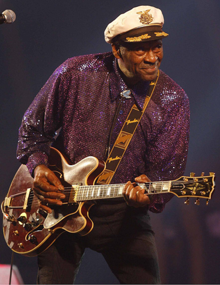Chuck Berry Tour Dates