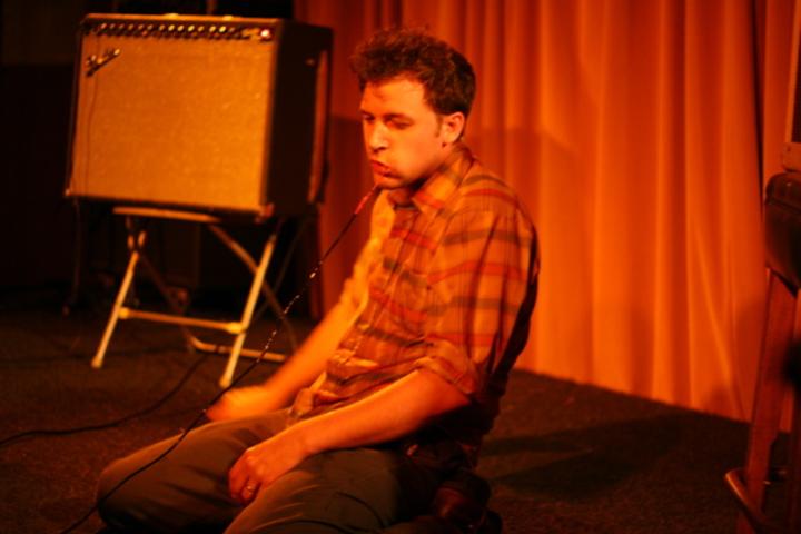 Aaron Dilloway Tour Dates